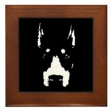 Highlight Dobe Framed Tile