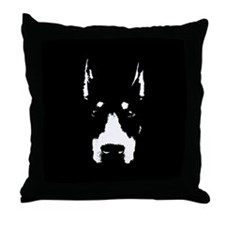 Highlight Dobe Throw Pillow