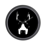 Highlight Dobe Wall Clock