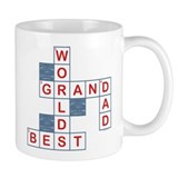 Crossword Grandpa Small Mug