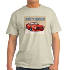 70-73 Red Trans Am T-Shirt