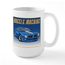 1970-1973 Blue Trans Am Mug