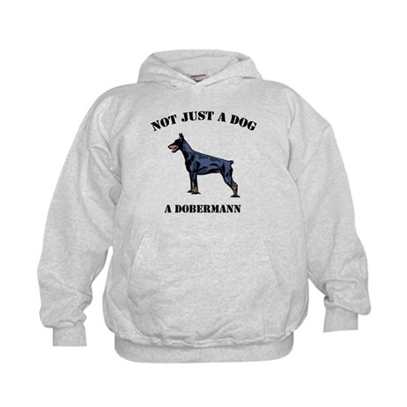 Not Just a Dog Kids Hoodie
