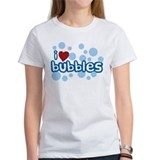 I Love Bubbles Tee