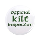 Official Kilt Inspector 3.5&quot; Button