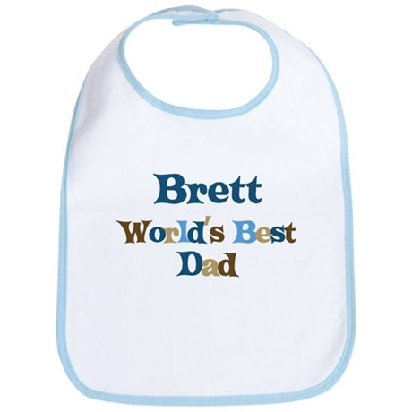 Brett - Best Dad Bib