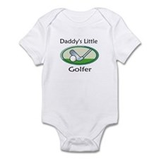 Cute Golfer Infant Bodysuit