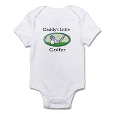 Unique Golfer Infant Bodysuit