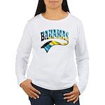 Crouching Dana Women's Plus Size V-Neck T-Shirt