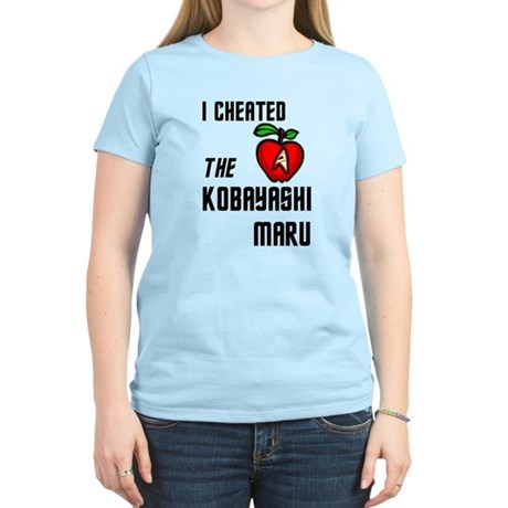 Kobayashi Maru Women's Light T-Shirt