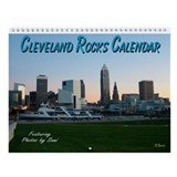 Cleveland Rocks Wall Calendar