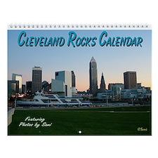 Cleveland Rocks Wall Calendar