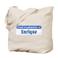 Grandmother of Enrique Tote Bag
