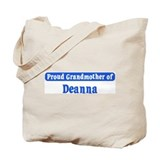 Grandmother of Deanna Tote Bag