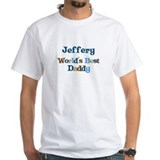 Jeffery - Best Daddy Shirt