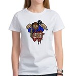 Youth in Asia graffitti logo Women's T-Shirt