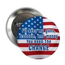 "Anti Obama 2.25"" Button"