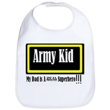 Army Kid Bib