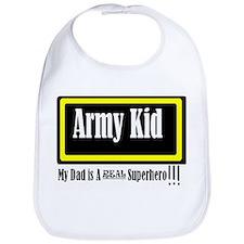 Army Kid Bib