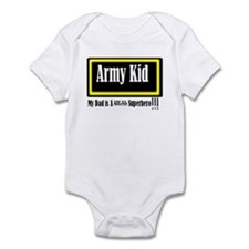 Army Kid Infant Bodysuit