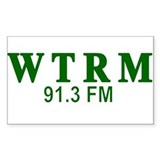 Classic WTRM Rectangle Decal