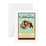 travel California Greeting Cards (Pk of 10)