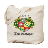 Egan in Irish Tote Bag