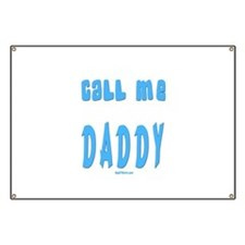 Call Me Daddy Banner