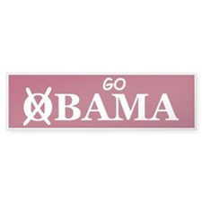 Go Alabama Bumper Sticker (50 pk)