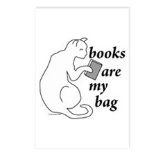 Books Are My Bag! Postcards (Package of 8)