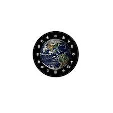 World Religions Mini Button
