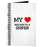 My Heart Belongs To A SNIPER Journal