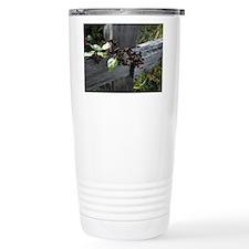 Fence Berries Travel Mug