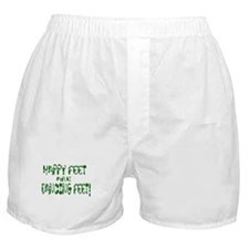 Happy Feet DANCE! Boxer Shorts