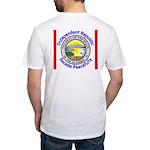 Alaska-5 Fitted T-Shirt