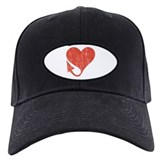 Heart Devil Baseball Cap