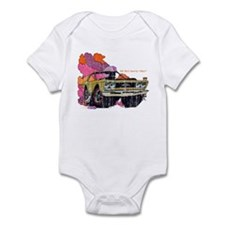 Plymouth GTX Illustration Infant Bodysuit