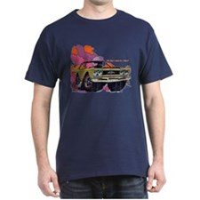Plymouth GTX Illustration T-Shirt