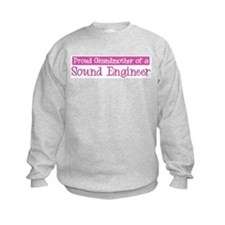 Grandmother of a Sound Engine Jumper Sweater