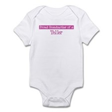 Grandmother of a Teller Infant Bodysuit