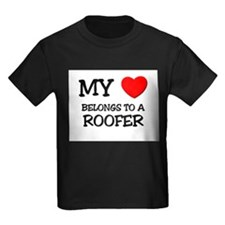 My Heart Belongs To A ROOFER T