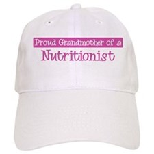 Grandmother of a Nutritionist Baseball Cap