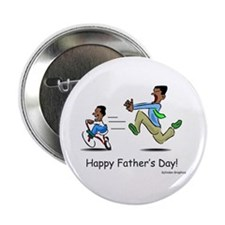"Exerise Dad 2.25"" Button"