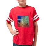 Resilience - Kanji Symbol Organic Kids T-Shirt (da