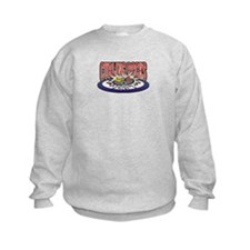 Curling Rocks Sweatshirt