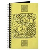 Celtic Letter S Journal
