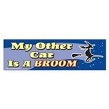 My Other Car Bumper Bumper Sticker
