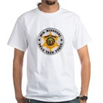 Mid Missouri Drug Task Force White T-Shirt