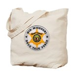 Mid Missouri Drug Task Force Tote Bag