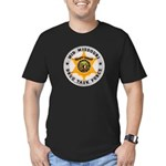Mid Missouri Drug Task Force Men's Fitted T-Shirt